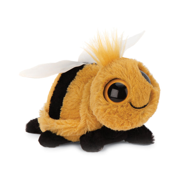 Frizzles Bee Stuffed Animal, 3 inches tall