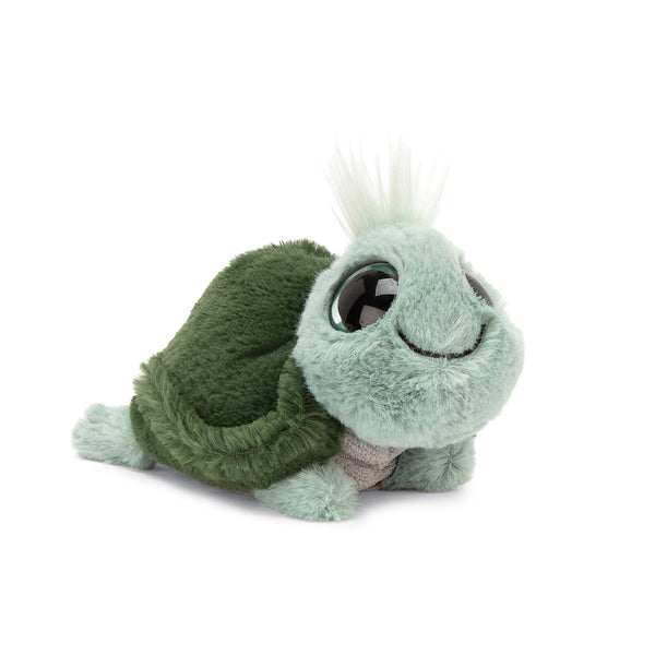 Frizzles Tortoise Stuffed Animal, 3 inches tall