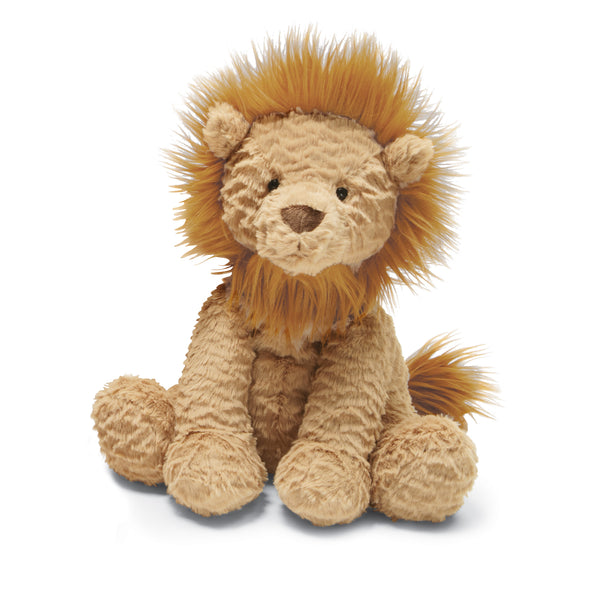 Fuddlewuddle Lion Stuffed Animal, Medium, 9 inches