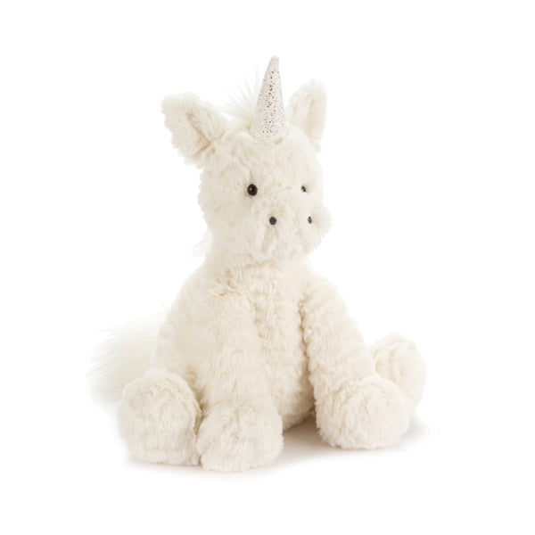 Fuddlewuddle Baby Unicorn Stuffed Animal, Tiny, 5 inches