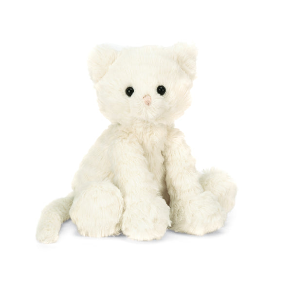 Fuddlewuddle Kitty Stuffed Animal, Baby, 5 inches