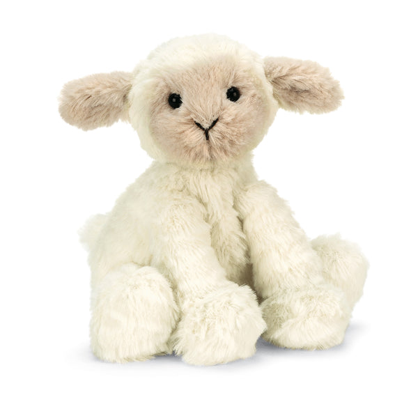 Fuddlewuddle Lamb Stuffed Animal, Baby, 5 inches