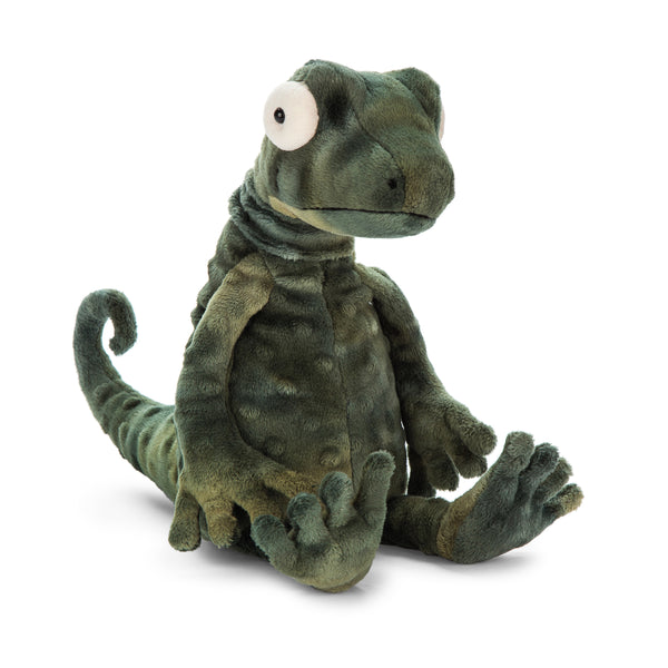 Gary Gecko Stuffed Animal, 13 inches