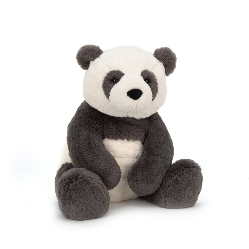 Harry Panda Stuffed Animal, Huge, 21 inches