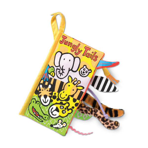 Jungly Tails Soft Book