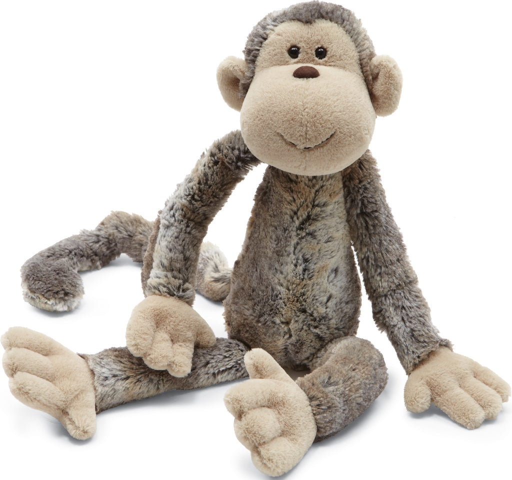 Mattie Monkey Stuffed Animal, Medium, 17 inches