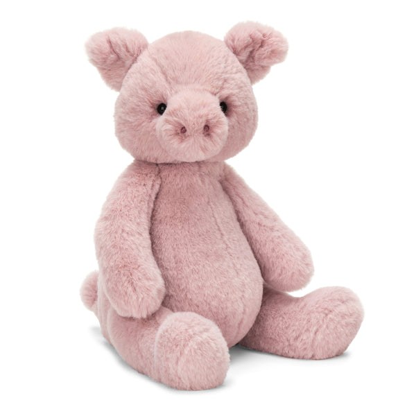 Puffles Piglet Stuffed Animal, 13 inches