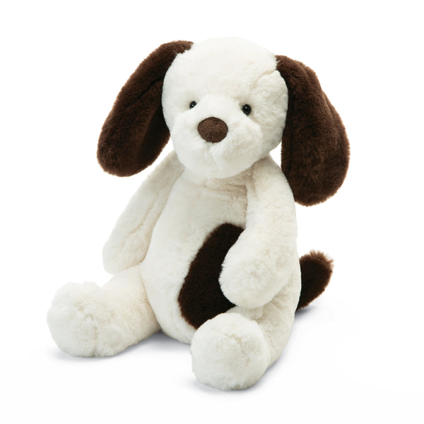Puffles Puppy Dog Stuffed Animal, 13 inches