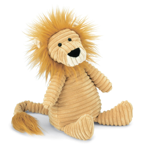 Cordy Roy Lion Stuffed Animal, 15 inches