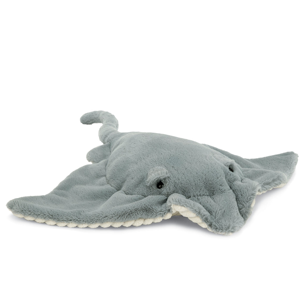 Stan Stingray Stuffed Animal, 22 inches