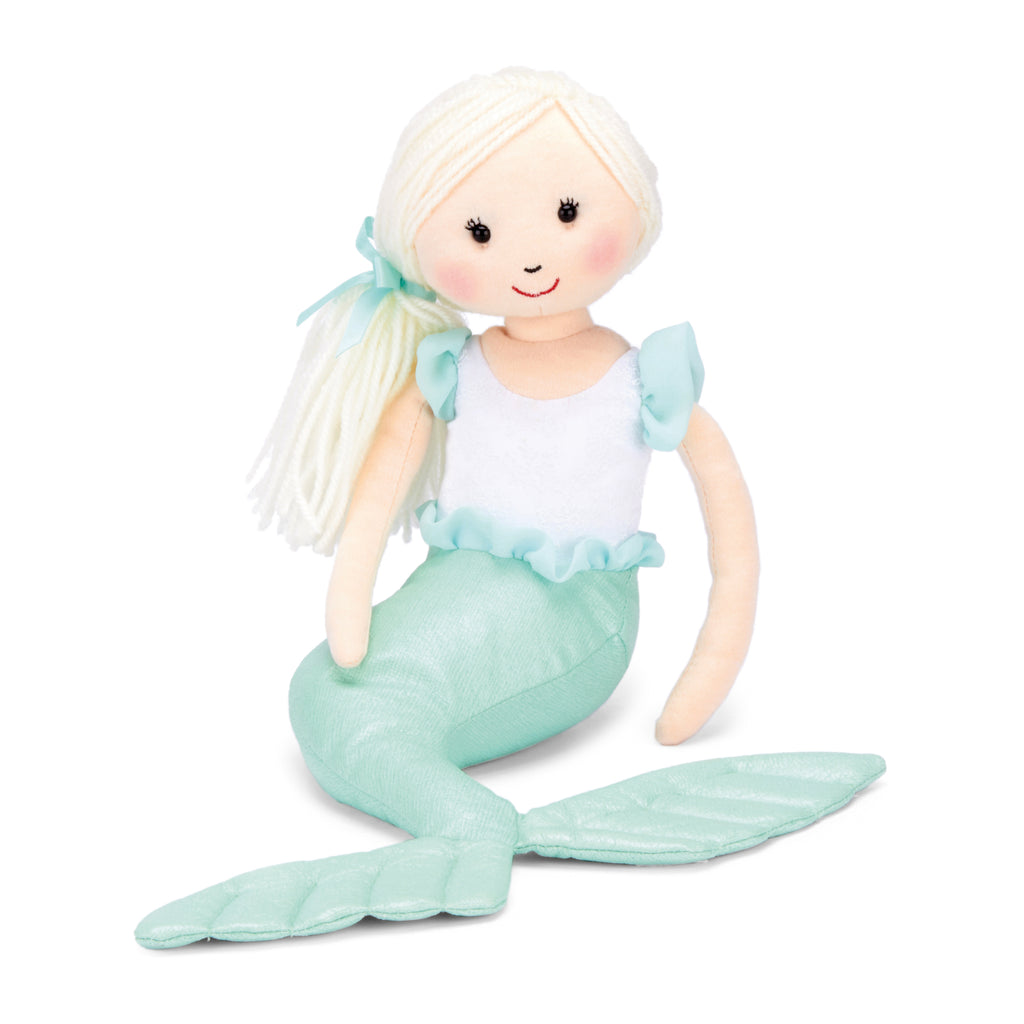 Shellbelle Maddie Mermaid, 13 inches