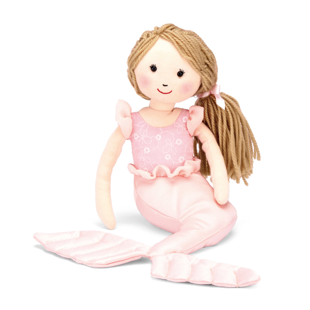 Shellbelle Millie Mermaid, 13 inches
