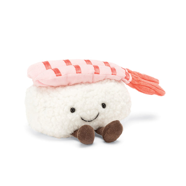 Silly Sushi Nigiri Plush, 4 inches