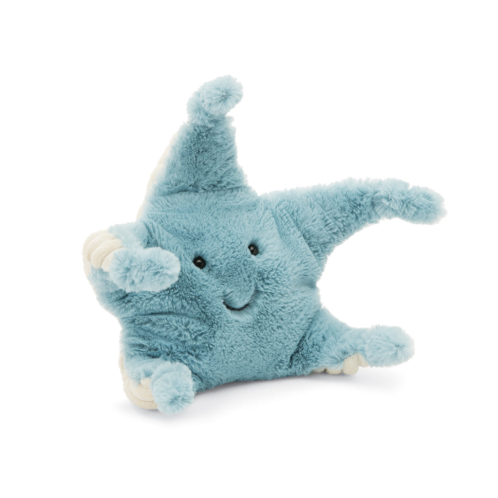 Skye Starfish Stuffed Animal, Small, 5 inches