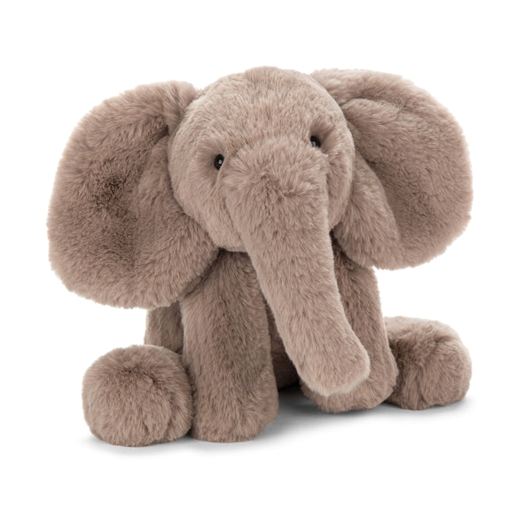 Smudge Elephant Stuffed Animal, 14 inches