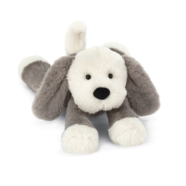 Smudge Puppy Stuffed Animal, 14 inches