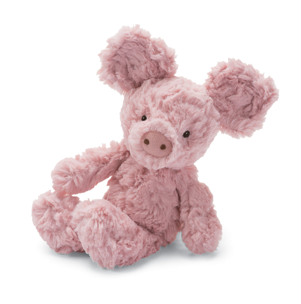 Squiggle Pig Stuffed Animal, Small, 9 inches
