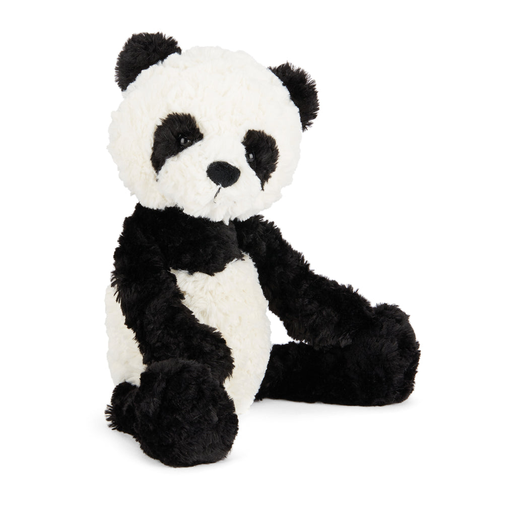 Squiggle Panda Stuffed Animal, Small, 9 inches