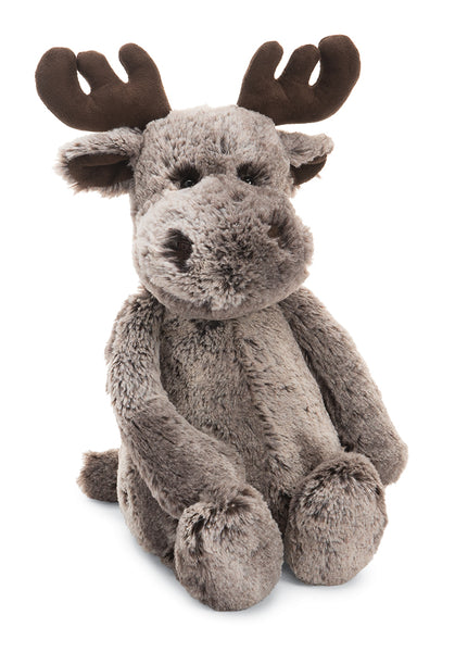 Bashful Marty Moose Stuffed Animal