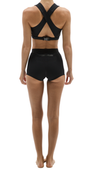 Osa short Black