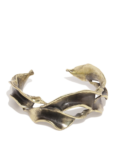 Antique Bronze Cuff Bracelet