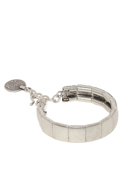 Silver Plated Classsic Bracelet