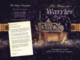 NEW! HIS PRINCESS WARRIOR Hardcover Book & Journal
