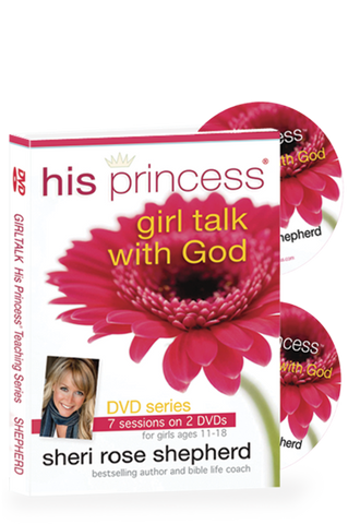 GIRL TALK - His Princess Teaching Series DVD