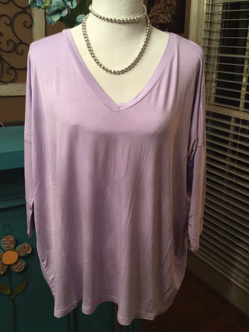 Summer PIKO Beautiful Lavender 3/4 Qtr. Length