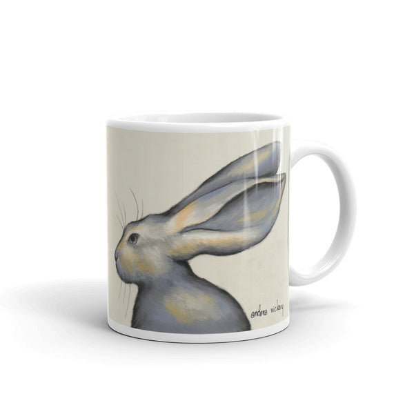 Jackrabbit Mug: Made in the USA