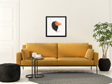 California Condor Framed Print 12x12