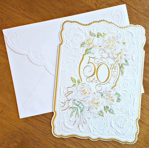 Card - 50th Anniversary