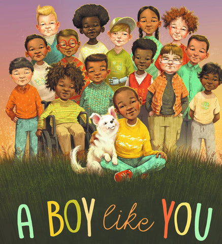 Children's Book - A Boy Like You