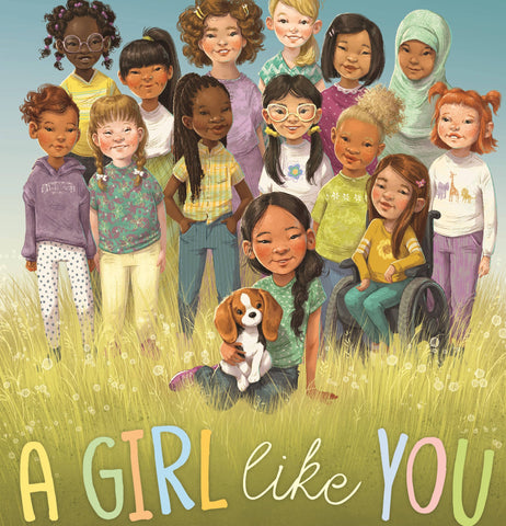 Children's Book - A Girl Like You