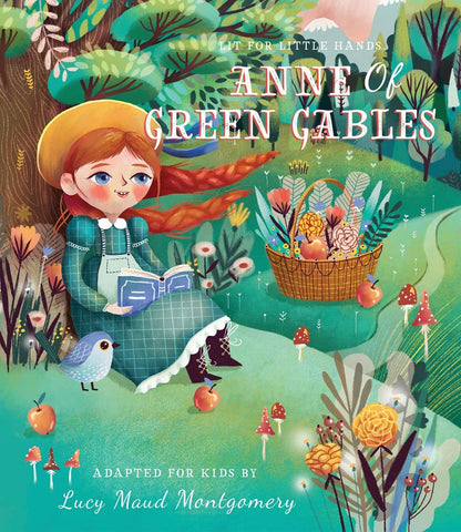 Lit for Little Hands: Anne of Green Gables