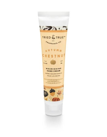 Autumn and Chestnut Hand Cream