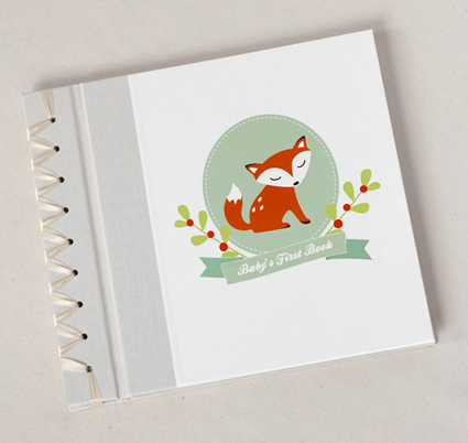 Baby's First Book - Fox