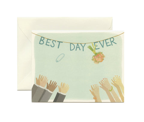 Card - Best Day Ever