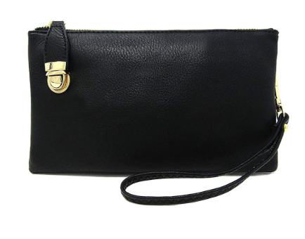 Miranda Wristlet/Crossbody Purse