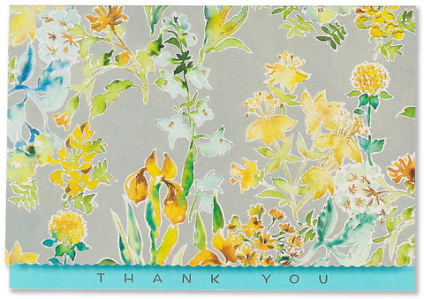 Thank You Card Set - Blossom