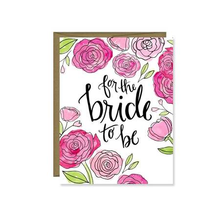 Card - Bride to Be