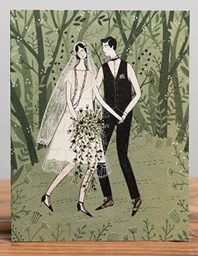 Greeting Card - Married Couple