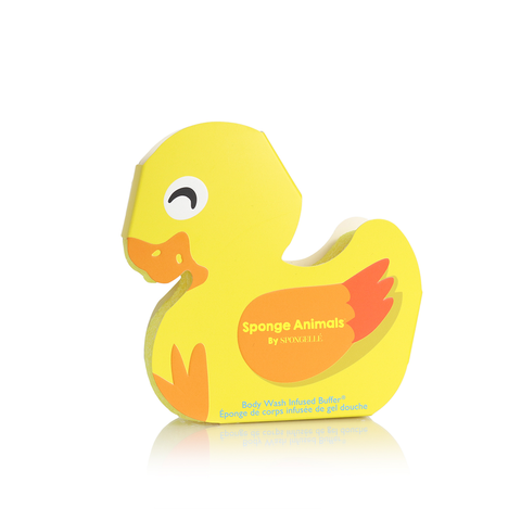 Duck Kid's Bathing Sponge by Spongellé