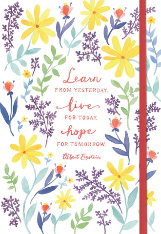 Learn Live and Hope Journal