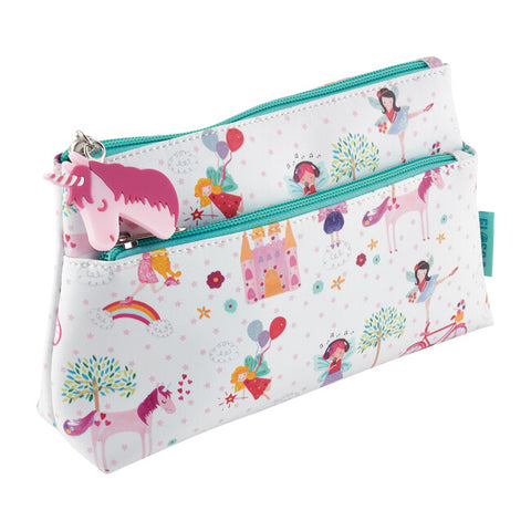 Unicorn Fairy Jumbo Pencil Pouch