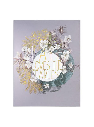 Art Print - Fate Loves the Fearless