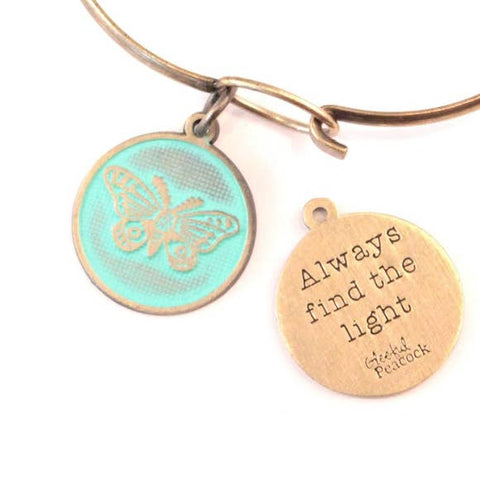 Find the Light Charm Bracelet