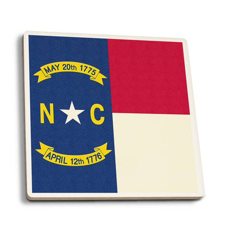 North Carolina Ceramic Coasters