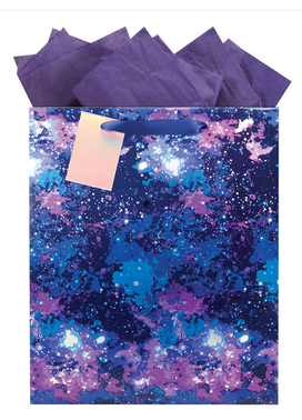 Gift Bag Galaxy Large Gifted Boutique And Wrappery