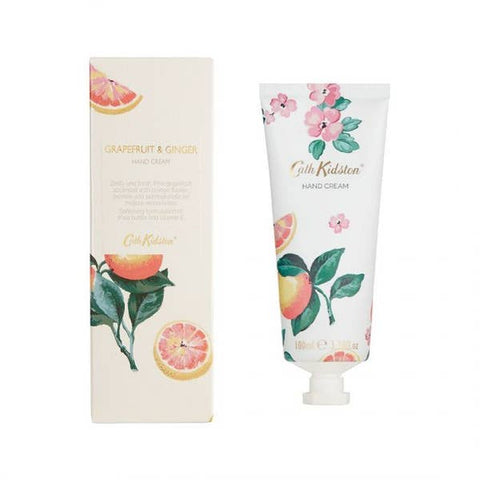 Grapefruit + Ginger Hand Cream